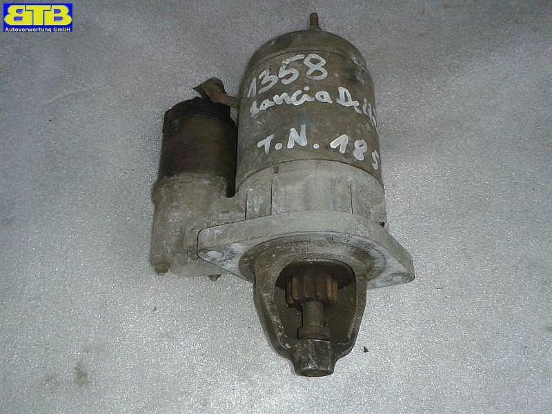 Anlasser / Starter 63221731 LANCIA DELTA I (831AB0) 1.6 GT I.E. (831AB.010) LANCIA DELTA I (831AB0) 1.6 GT I.E. (831AB.010) 66 KW 63221731