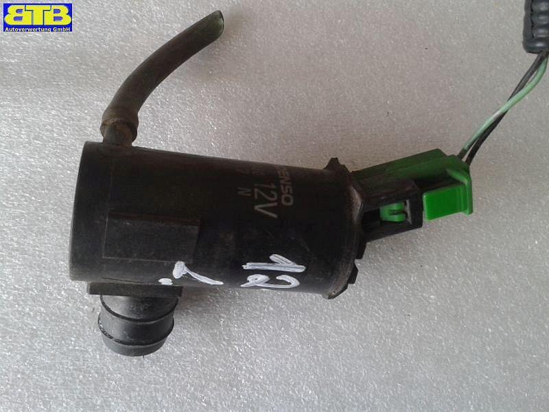 Scheibenwaschanlagenpumpe vorne 0602101480 (12V) MITSUBISHI COLT IV (CA_A) 1.3 GLI 12V (CA1A) 55 KW 0602101480