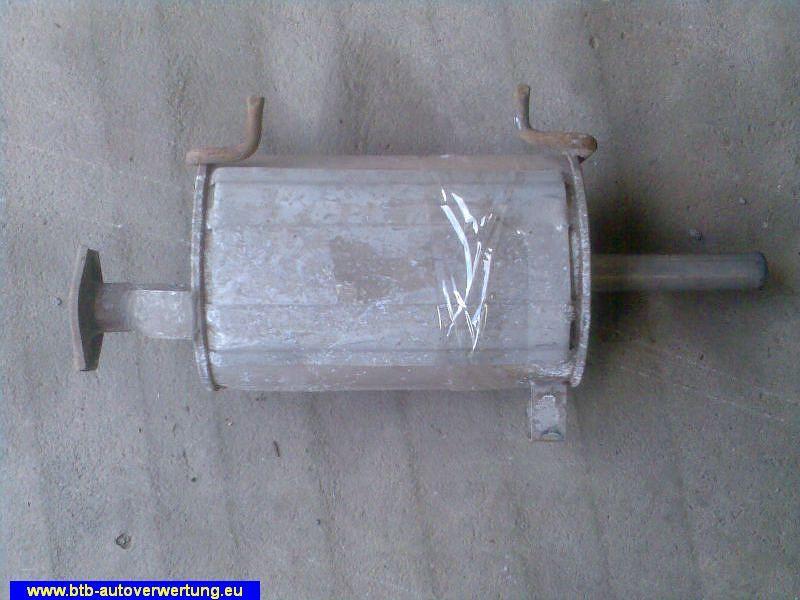 Schalldämpfer hinten Bosal-Vergl.-Nr.: 219-093 SUZUKI (STUFENHECK) 4 TÜRER SWIFT II (AH, AJ) 1.3  (SF413, AH35) 50 KW 16670