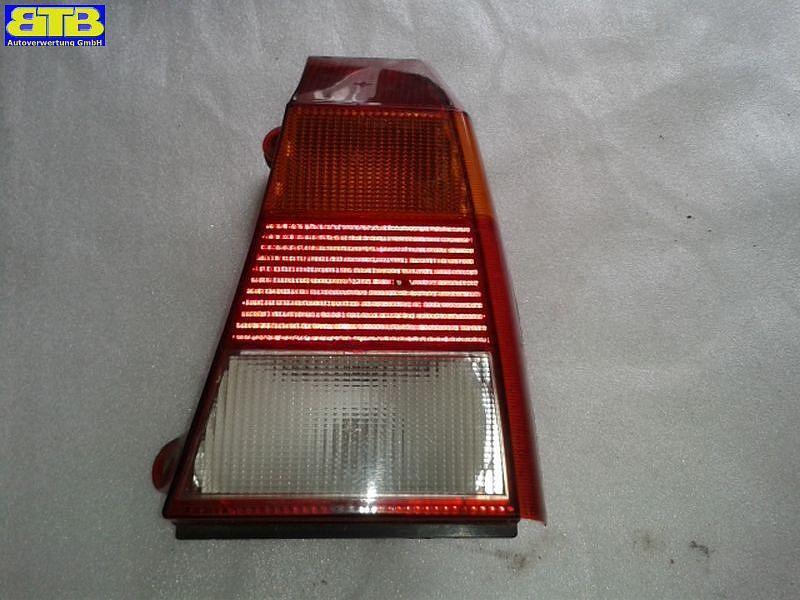 Rückleuchte / Heckleuchte / Rücklicht rechts mit Lampenträger 21950D CITROEN AX (ZA-_) 11 44 KW 21410D