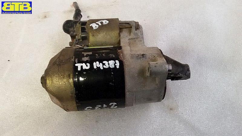 Anlasser / Starter 128000-2862 / 31100-82612 / 11Q2 SUZUKI SWIFT II SCHRÄGHECK (EA, MA) 1.0I 39 KW 3110082612
