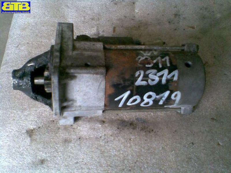 Anlasser / Starter 2810097402 / 228000-9232 / SIRION (M1) 1.3 SPORT DAIHATSU SIRION (M1) 1.3 SPORT 75 KW 2810097402