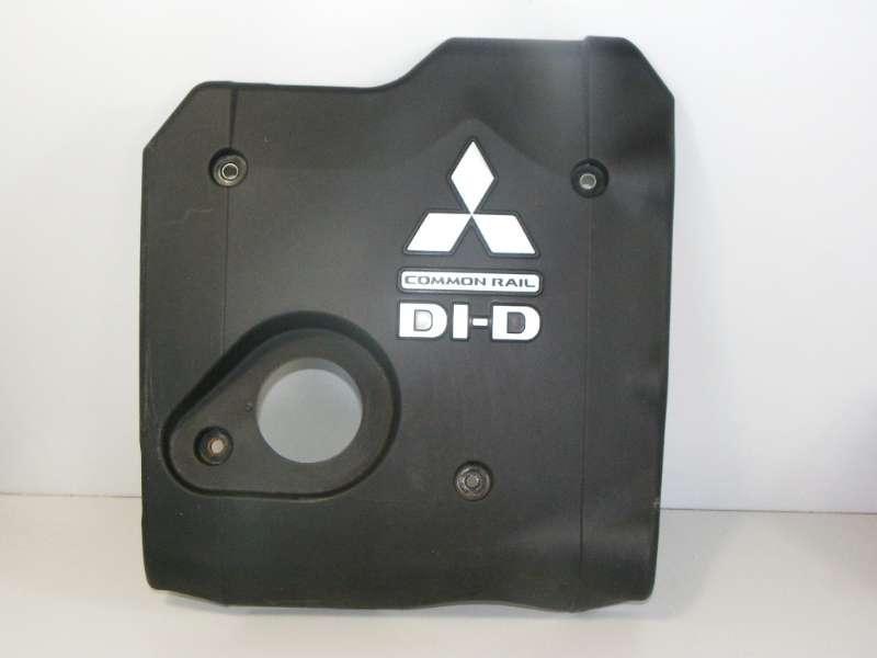 Abdeckung Motor (Doppelkabine)