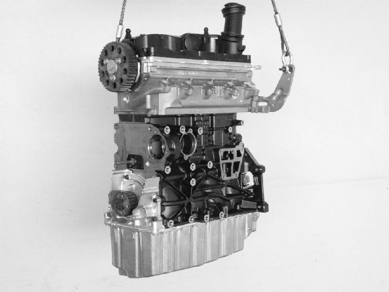Motor CAHA Audi A6/S6/allroad Lim./Avant (Typ:4F)