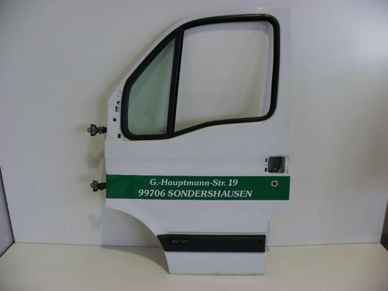 Tür vorn links als Ersatzteilspender! Renault Master II Kasten/Kombi/FHS (Typ:FD/JDED/HD