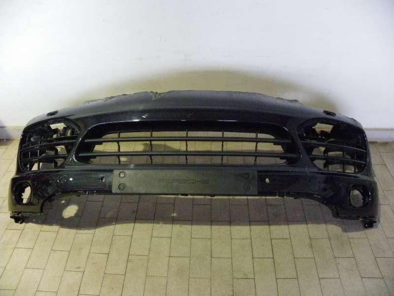 Stoßfänger vorn defekt Porsche Cayenne (Typ:92A)