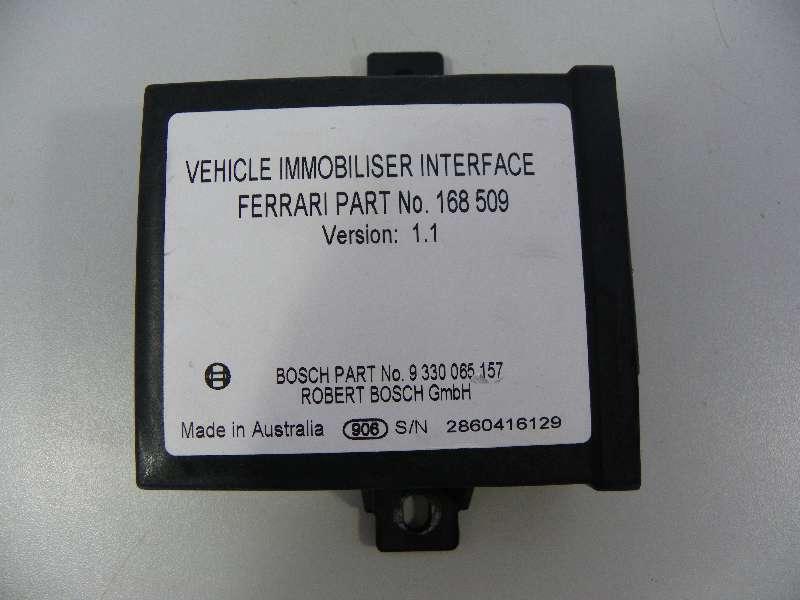 Steuergerät Interface Ferrari 575M Maranello (Typ:)