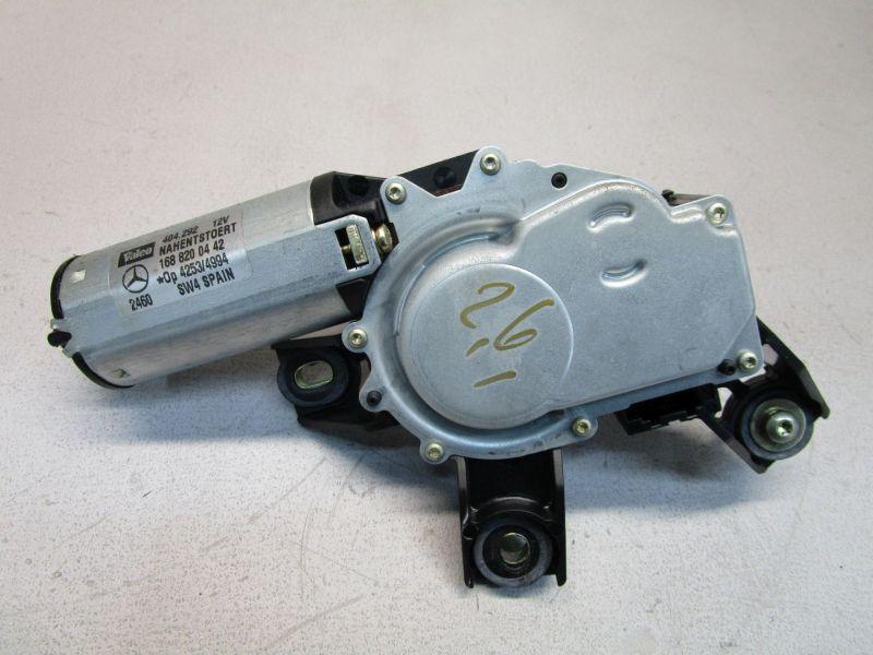 Wischermotor hinten  MERCEDES-BENZ A-KLASSE (W168) A 140 60 KW 1688200442