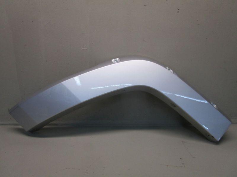 Kotflügelverbreiterung rechts hinten Silber JEEP COMMANDER XK 06-10 3.0 CRD 160 KW 1FG42TRMAA863104