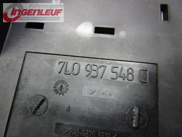 Deckel Sicherungskasten Batteriekasten PORSCHE CAYENNE (955) 3,6 07-10 213 KW 7L0937555A7L0937548C Bild 5
