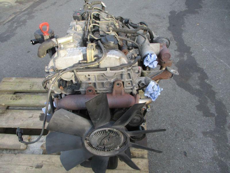 Motor (Diesel) Engine D27R-007 SSANGYONG REXTON (GAB_) 2.7 XDI 120 KW 6650110101