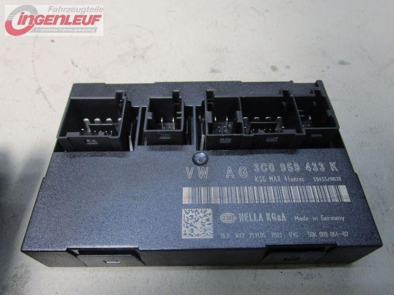 Steuergerät Komfort VW PASSAT (3C2) 1.9 TDI 77 KW 3C0959433K