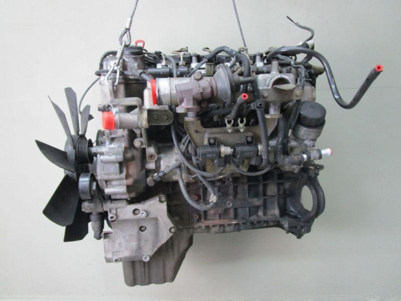 Motor (Diesel) Engine M 665.925 SSANGYONG REXTON (GAB_) 2.7 XDI 120 KW