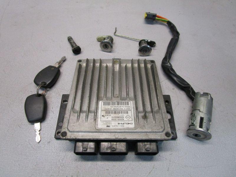Steuergerät Motor Schließsatz DACIA LOGAN MCV (KS_) 1.5 DCI 50 KW 8200513058