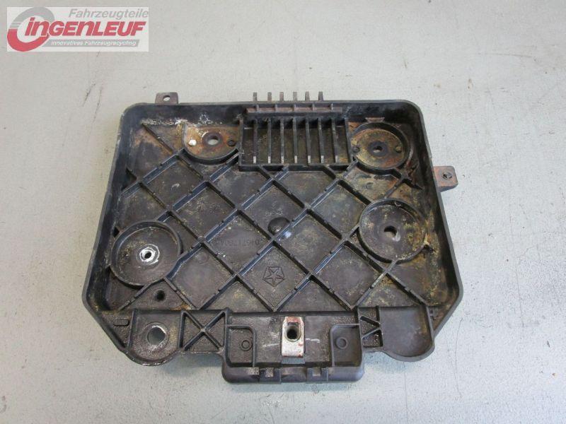 Batterie Abdeckung CHRYSLER PT CRUISER (PT_) 2.0 104 KW 04671780AA