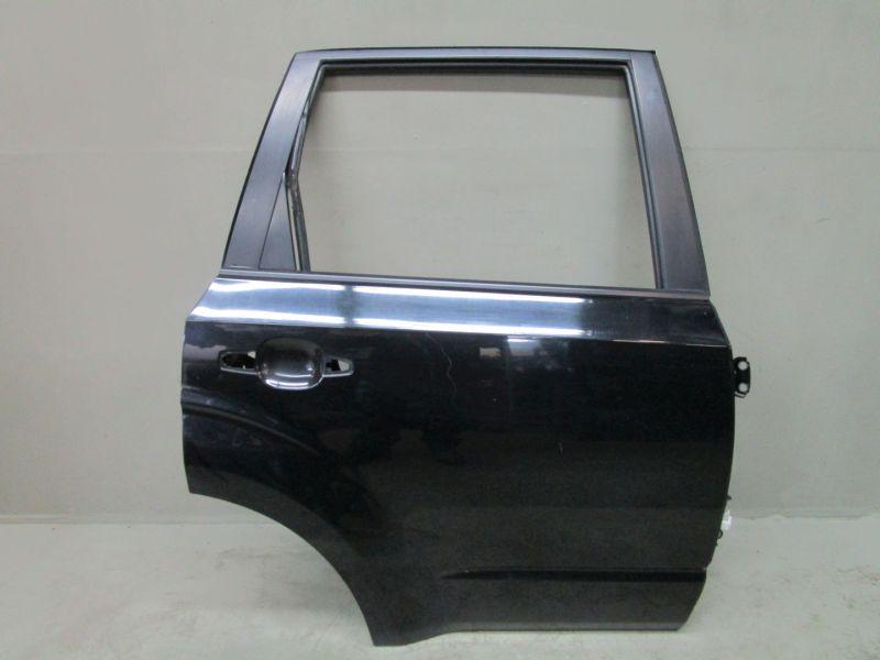 Tür Türe rechts hinten 32J Obidian Black Pearl SUBARU FORESTER (SH) 2.0 D AWD 108 KW