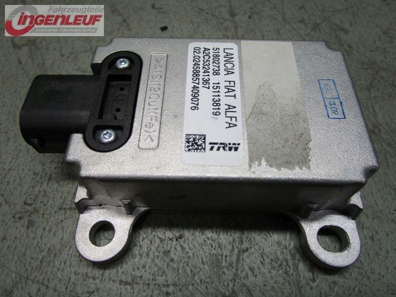 Warnkontakt, Bremsbelagverschleiß Kontaktgeber FIAT CROMA (194)  08-10 88 KW 51802738