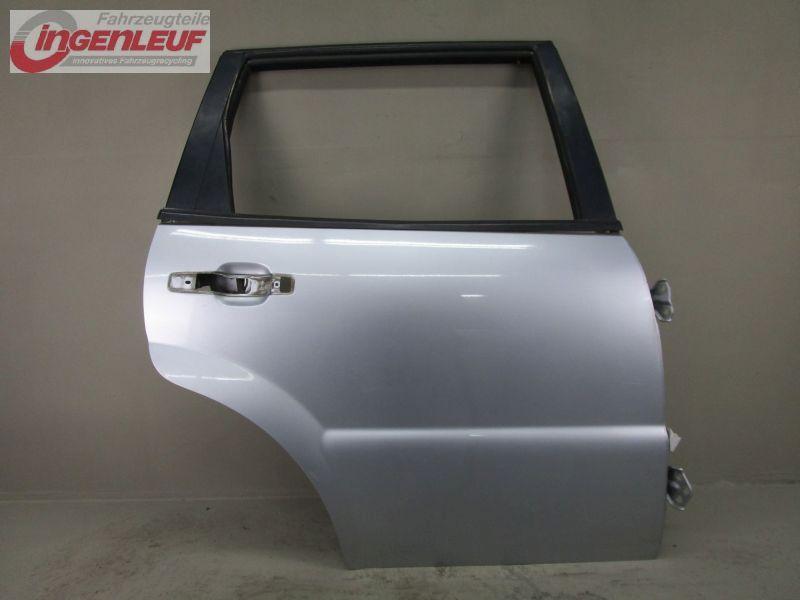 Tür Türe rechts hinten SAF Fine Silver Metallic SSANGYONG REXTON (GAB_) 2.7 XDI 120 KW