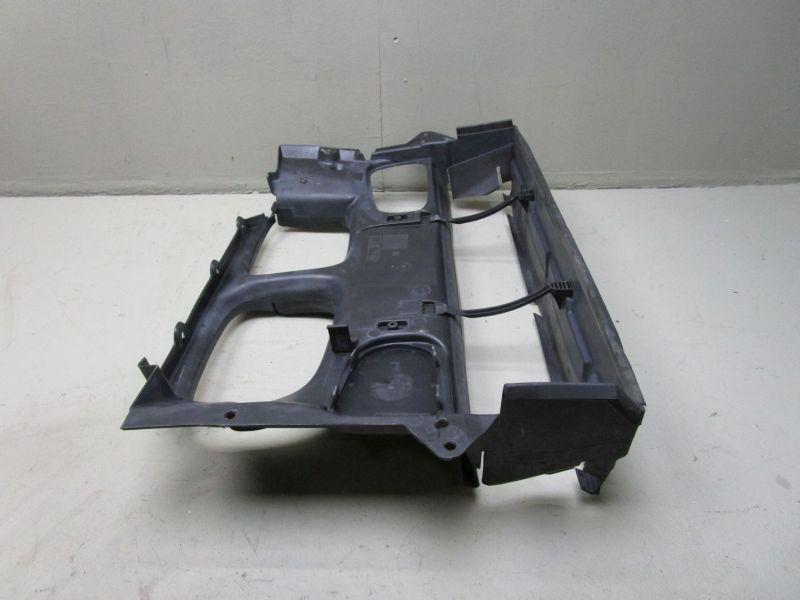 Frontblech Plastik Luftführung Frontmittelteil BMW 5 (E39) 525D 120 KW 8159959 Bild 5
