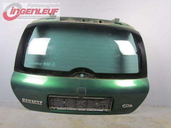 Heckklappe NV926 RENAULT CLIO II 2 CB0 1,2 43 KW