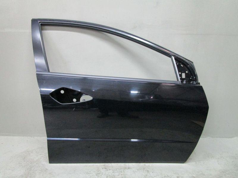 Tür Türe rechts vorn NH731P Black Pearl HONDA CIVIC VIII 8 (FN, FK) 103 KW