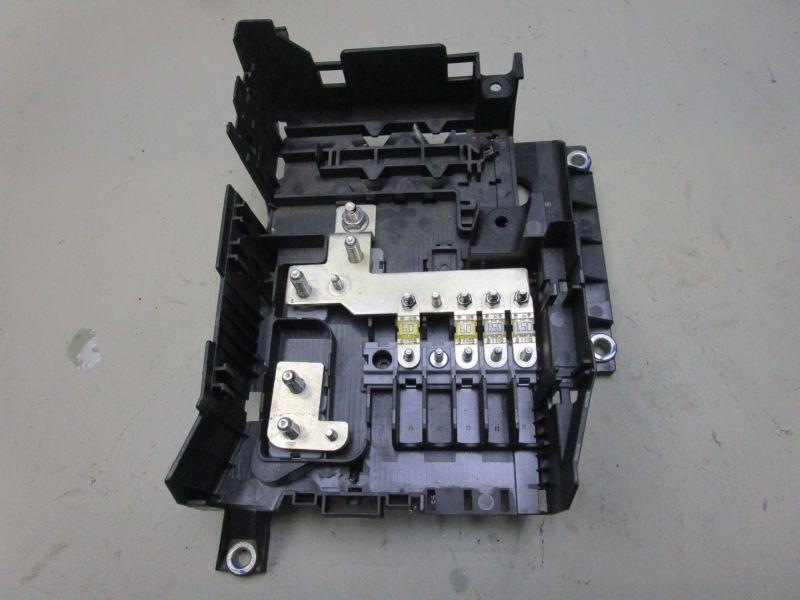 Sicherungskasten Motorraum PORSCHE CAYENNE (955) S 4.5 9PA 02-07 250 KW 7L0937548C Bild 1