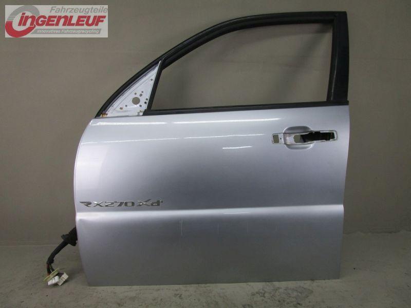 Tür Türe links vorn SAF Fine Silver Metallic SSANGYONG REXTON (GAB_) 2.7 XDI 120 KW