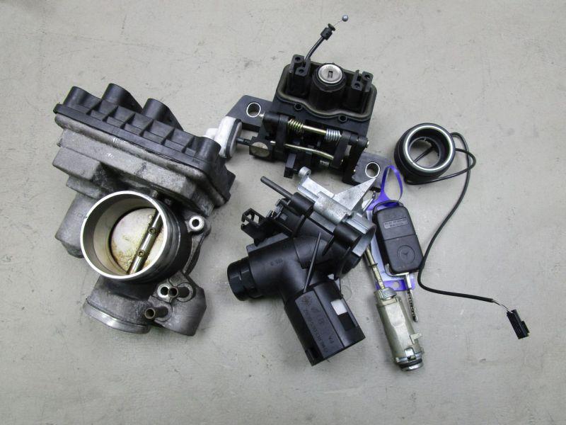 Steuergerät Motor Schließsatz Drosselklappe MERCEDES A-KLASSE (W168) A 210 103 KW A1661500779