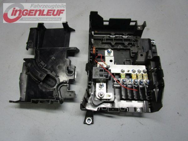Deckel Sicherungskasten Batteriekasten PORSCHE CAYENNE (955) 3,6 07-10 213 KW 7L0937555A7L0937548C Bild 2