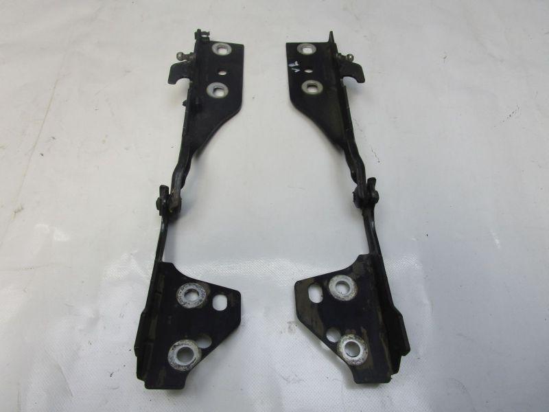 Motorhaubenscharnier Rechts Links Solid Black PEC JAGUAR X-TYPE KOMBI 04-07 96 KW 1X4316801AH