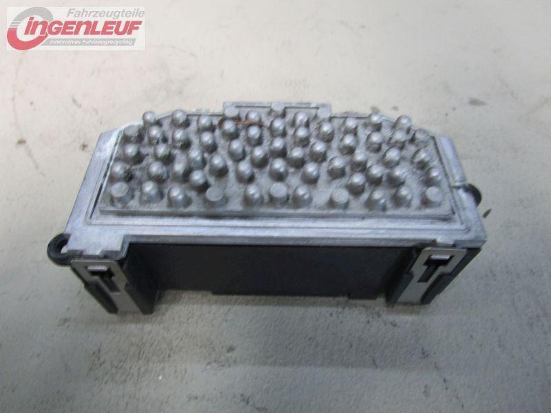 Widerstand Gebläse Lüfter Vorwiderstand VW PASSAT (3C2) 1.9 TDI 77 KW 3C0907521
