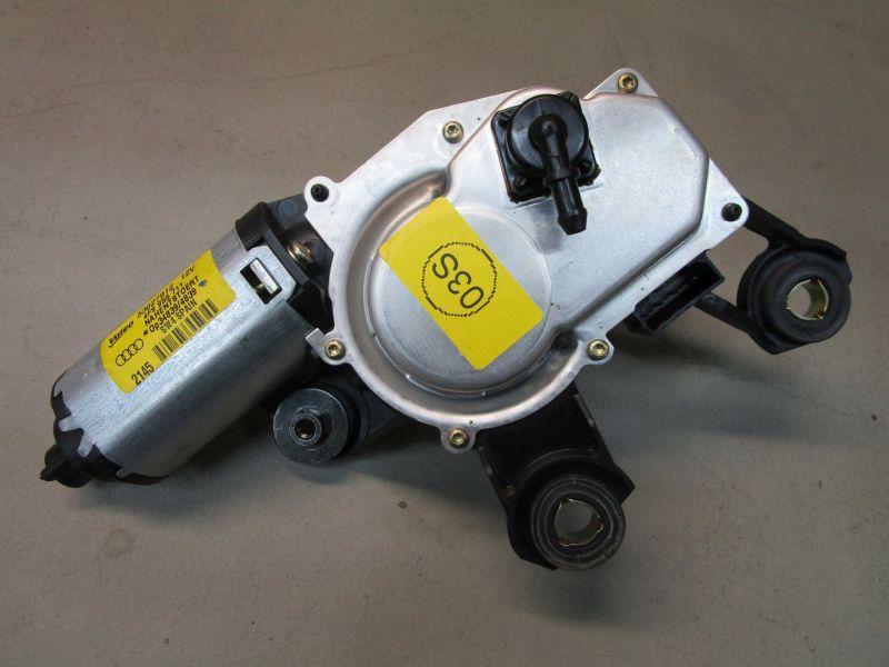 Wischermotor hinten Spritzdüse defekt AUDI A6 AVANT (4F5, C6) 04-08 165 KW 4F9955711