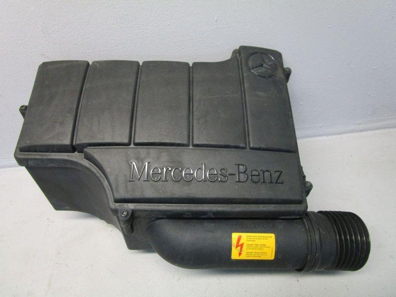 Luftfiltergehäuse Luftfilterkasten  MERCEDES-BENZ A-KLASSE (W168) A 140 60 KW A1660940001