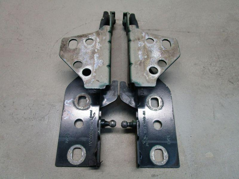 Motorhaubenscharnier Links und Rechts HGD BRITISH RACING GREEN JAGUAR X-TYPE (CF1) 2.2 D 114 KW 1X4316800AH1X4316801AH