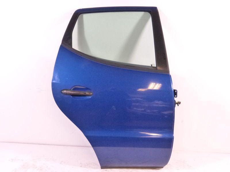 Tür hinten rechts, kurz, Farbnr.: 933 Tiefseeblau MERCEDES-BENZ A-KLASSE (W168) A 160 75 KW