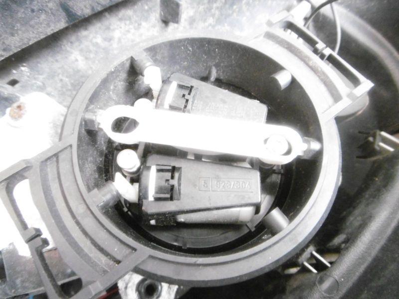 Außenspiegel elektrisch links MDZ SILBER DAMAGED BESCHÄDIGT BASTLER JAGUAR X-TYPE (CF1) 2.2 D Bild 3