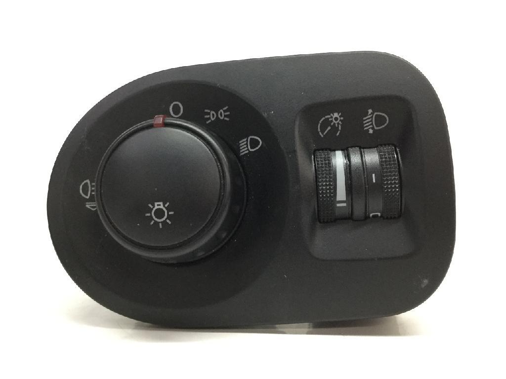 Schalter für Licht SEAT Altea (5P) 2.0 TDI 103 kW 140 PS (03.2004-> )