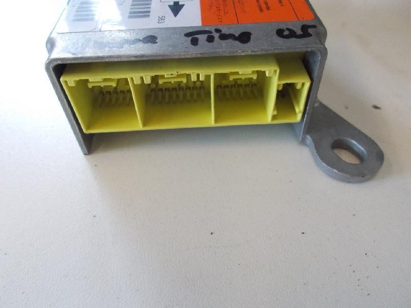 steuergerät airbag almera tino nissan almera tino (typ:v10m) acenta