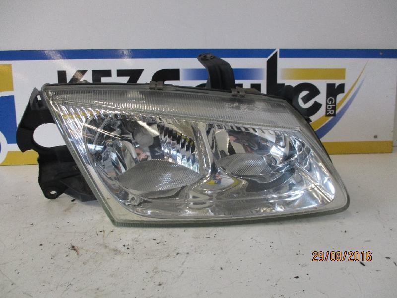 Scheinwerfer rechts Almera 81kw Nissan Almera (Typ:N16/N16E) *