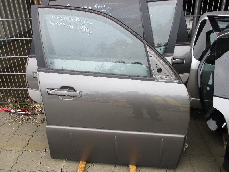 Tür vorne rechts Rexton Bj04 grau Ssangyong Rexton (Typ:Y200/220/250/270) Rexton