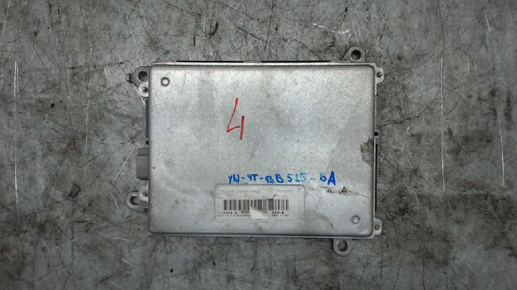 Steuergerät Zentralelektronik Jaguar S Type Bj 2000 YW4T 13B525 BA 03.2000>06.2001