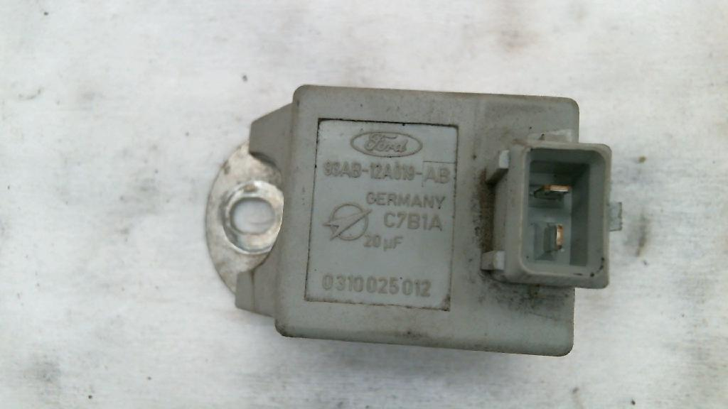 Zündmodul Zündverstärker Ford Mondeo Bj 2006 93AB-12A019-AB 04.2005>01.2007