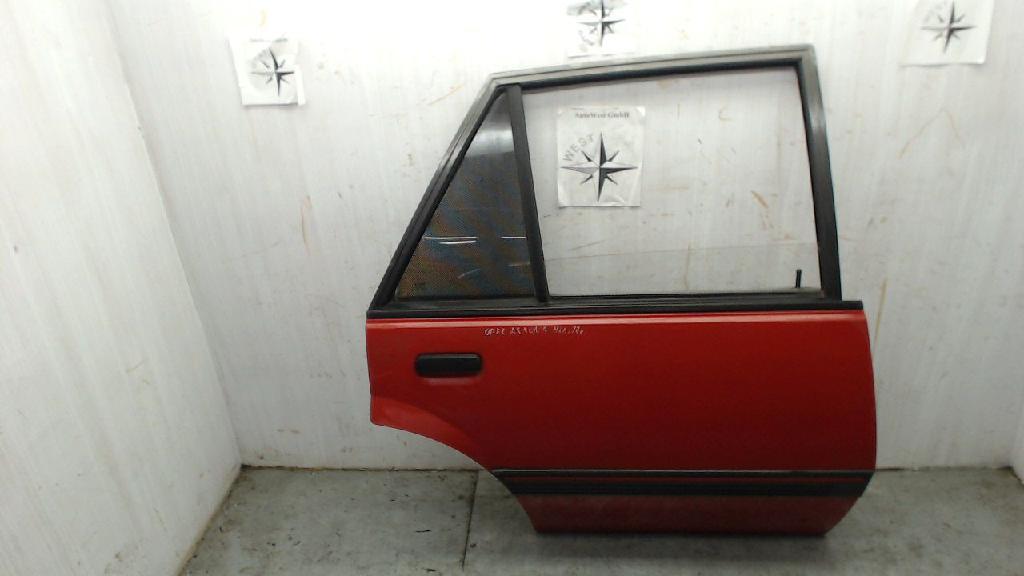 TÜR Hinten Rechts Opel Ascona Bj 1988  09.1986>12.1988 Bild 1