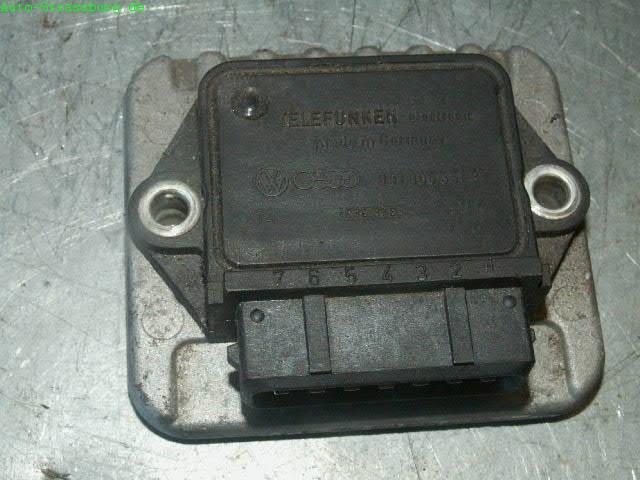Steuergerät Zündung VW Jetta II Lim. (Typ:165/167/1G2) CL