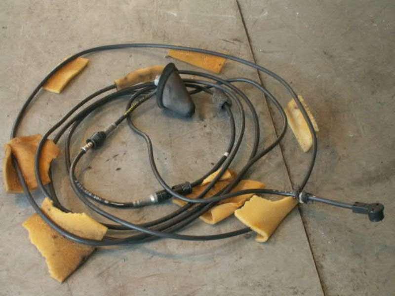 Antennenfuss m. Kabel VW Golf III 3 Lim (Typ:1HX0/1HX1) CL