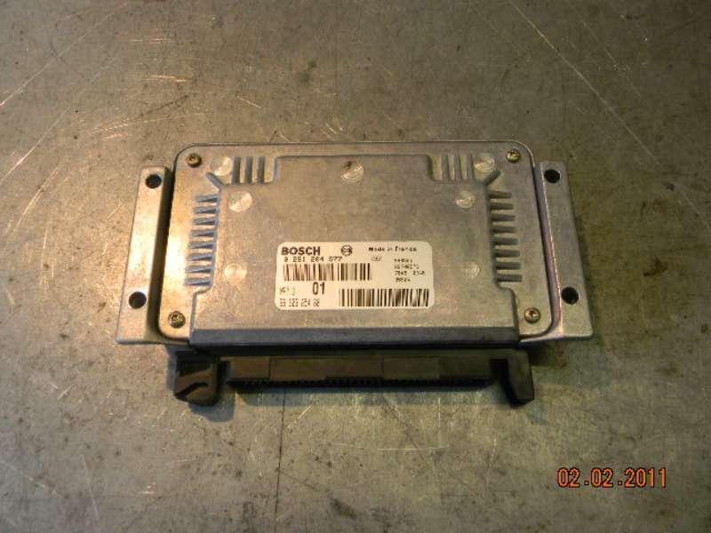 Motor Steuergerät (1360CCM(1,4LTR)55KW)