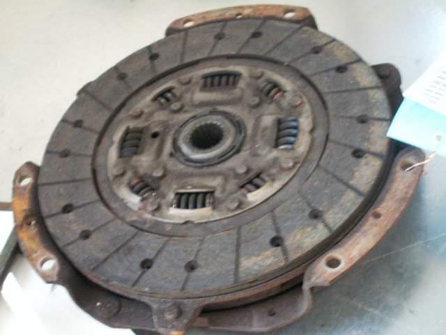 Kupplung kpl. 2,4D 55KW Fiat / Lancia Ducato (Typ:280A)