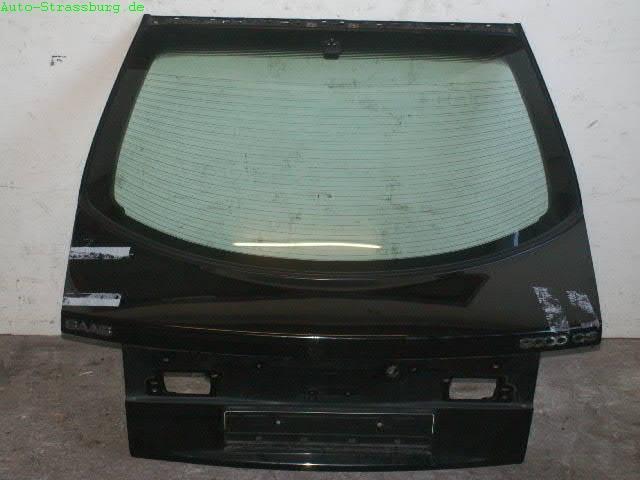 Heckklappe kpl. m. Scheibe Saab 9000 (Typ:TYP C AB MODELL '93)