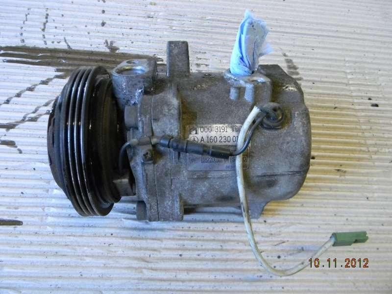 Klimakompressor Smart (MCC) City Car fortwo Coupè (Typ:C450 MC01) Coupé