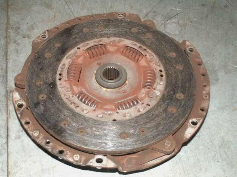 Kupplung kpl. 2,5 TDI 6-Gang (TDI(2496ccm) 110KW V6 AFB)